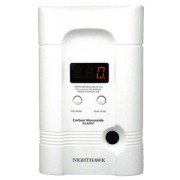 CARBON MONOXIDE ALARM- DIGITAL MONITOR