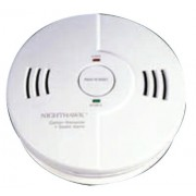 SMOKE AND CARBON COMBINATION DETECTOR 3AA BATTER