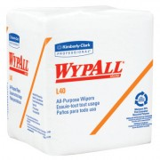 """12.5""""X14.4"""" WHITE Q-FOLDWYPALL WIPER 56/PK"""