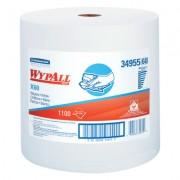 WYPALL X60 TERI WIPER JUMBO ROLL WHT 1-100 PER R