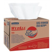WYPALL X80 WIPERS WHITE160/SHEETS