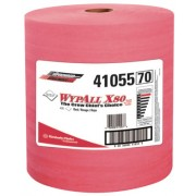 WYPALL X80 SHOP PRO JUMBO ROOL RED 475 PER ROL