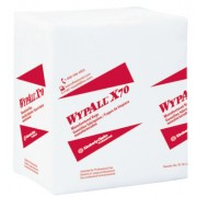 WYPALL X70 WORKHORSE RAGS 1/4 FOLD WHITE 76/PKG