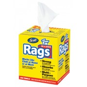 (BOX/200) SCOTT RAGS INA BOX