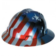 VG HAT W/RAT STARS AND STRIPES