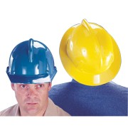 WHITE TOPGARD HARD HAT