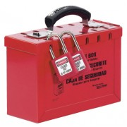 "6""X9-1/4"" X3-3/4"" METALGROUP LOCK BOX"