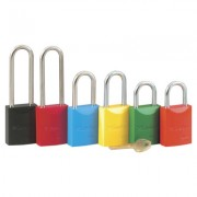 5 PIN RED SAFETY LOCKOUTPADLOCK KEYED DIFFE