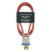 MASTER LOCK 3FT CABLE