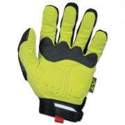 SMP-91 SAFETY M-PACT GLOVE YELL/LIME