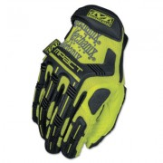 SAFETY M-PACT HIGH VISIBILITY YELLOW LARGE