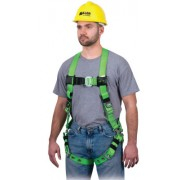 REVOLUTION VINYL COATEDHARNESS WITH FRICTION BU