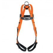FULL-BODY STRETCH HARNESS W/SLIDING BACK D-RING