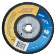 09585 4-1/2X5/8-11 BEAR-TEX DPRS CENTER WHEEL