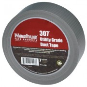 NASHUA 307 SILVER  UTILITY GRADE 7 MIL DUCT TAPE