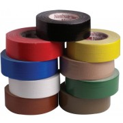 "2""X60YDS. BLACK DUCT TAPE"