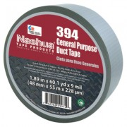 """394-2-SIL 2""""X60YDS SILVER DUCT TAPE"""