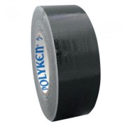 "203-2X60-BLK 2""X60YDS BLACK DUCT TAPE"