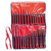 SET PUNCH & CHISEL 26 PC