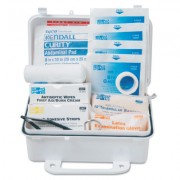 WEATHERPROOF PLASTIC BASIX #10 FIRST AID KIT