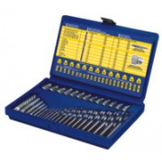 35-PC. SCREW EXTRACTOR/DRILL SET
