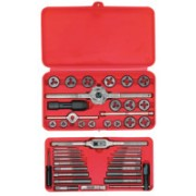 SET TAP&DIE 41PC HEX HANSON