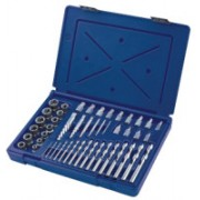 48PC SCREW EXTRACTOR/DRILL MASTER SET