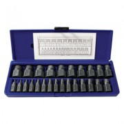 25 PC. HANSON SCREW EXTR