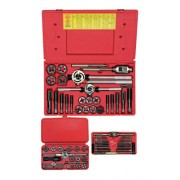 SET TAP&DIE 3MM-24HEX HANSON