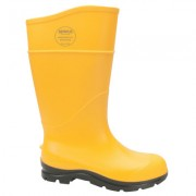 COMFORT TECHNOLOGY STEELTOE YELLOW BOOT-SIZE 7