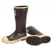 "BOOT-NEOPRENE III 16"" COPPER TAN STEEL TOE"