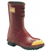SHEARLING INSULATED- STEEL TOE POLY RUBBER