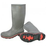 PAIR 15 IN GRAY BOOTS SZ6