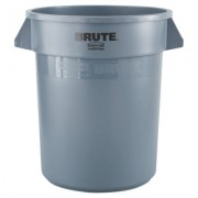20GAL W/O LID BRUTE CONTAINER TRASH CAN G