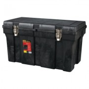 "36"" DURABLE TOOL BOX BLACK"
