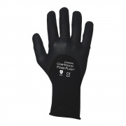 COR-TOUCH FOAM PLUS™, 13-GAUGE, BLACK NYLON SHELL, 3/4 BLACK MICRO-FOAM NITRILE COATING
