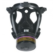 OPTIFIT TACTICAL GAS MASK SIZE MEDIUM