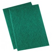 MEDIUM DUTY SCRUBBER GREEN 20 PER CASE