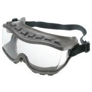 SAFETY GOGGLES UVEX STRATEGY WITH FABRIC BAND