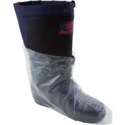 3 MIL, Clear Polyethylene Boot Cover