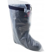 5 MIL, Clear Polyethylene Boot Cover