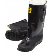 Black Slush Boots, Sold by the Pair, Size 8