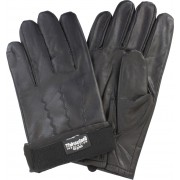 Black Soft Grain Leather Drivers, Keystone Thumb, Thinsulate Lining, Sold by the Pair