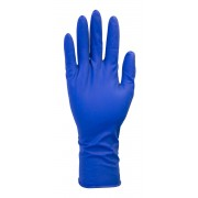 "13 MIL, 12"" Blue High Risk Powder Free Latex, Examination"