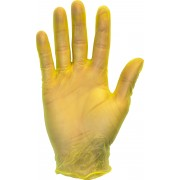 Yellow Standard Powder Free Vinyl