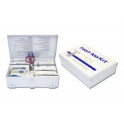 25 Person Metal First Aid Kit, Sold by the Each